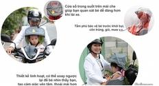 Ghế ngồi xe máy: Mua loại nào cho phù hợp
