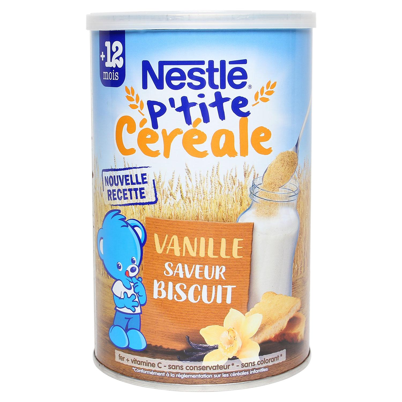 Bột pha sữa Nestlé vị bích quy vani 400g (Trên 12 tháng)