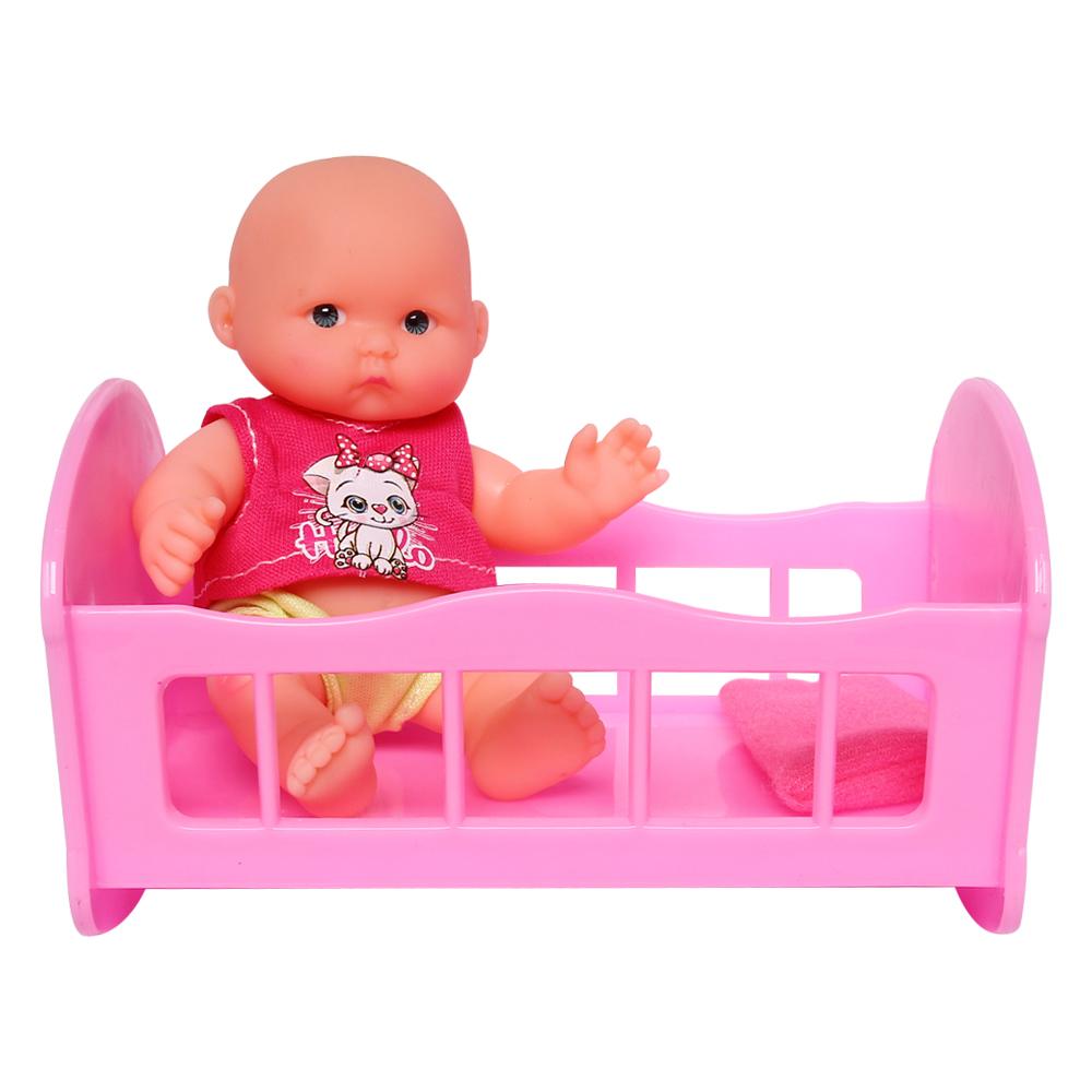 Búp bê baby nằm nôi NM19.14-9106A/F