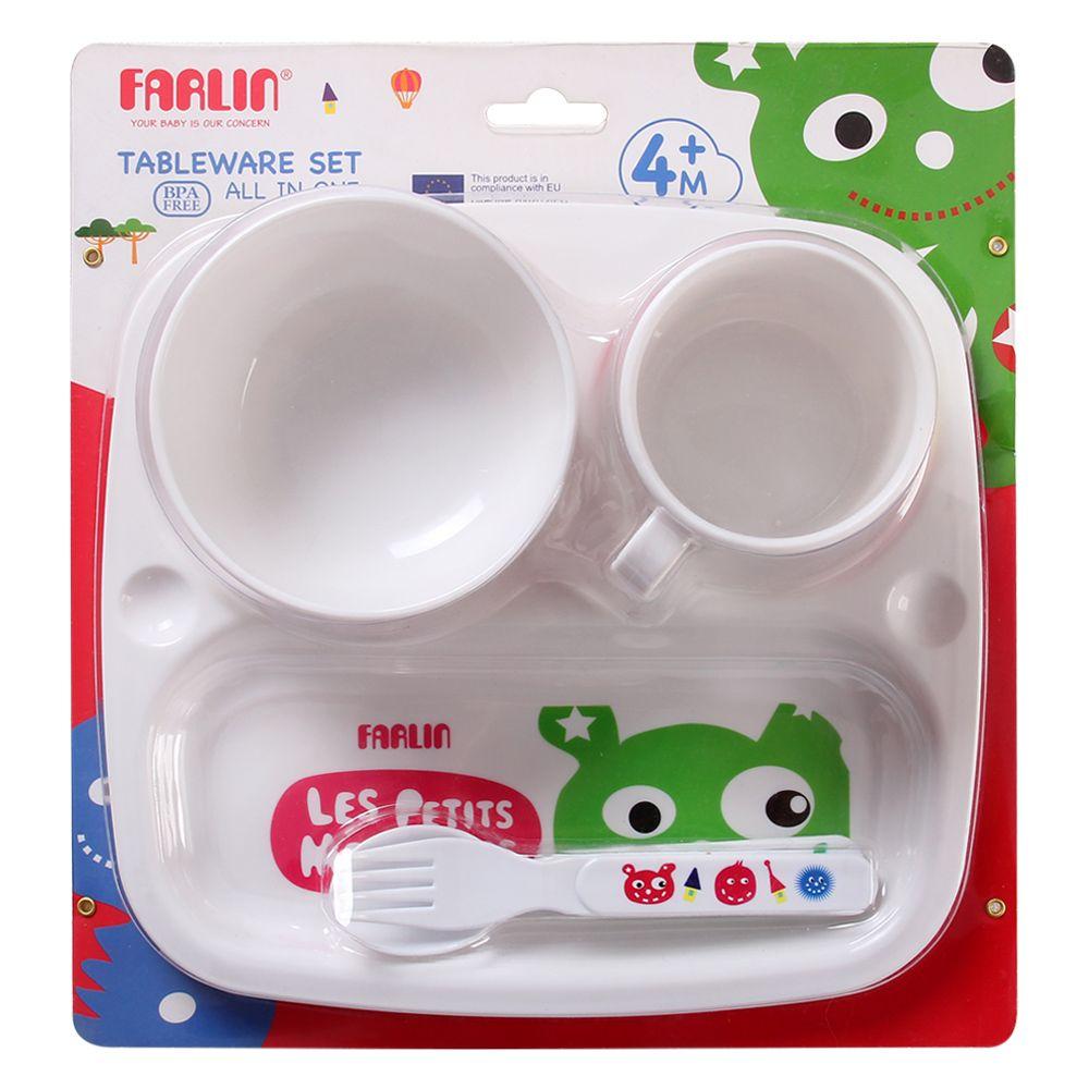 Bộ bát tập ăn Farlin PER-246