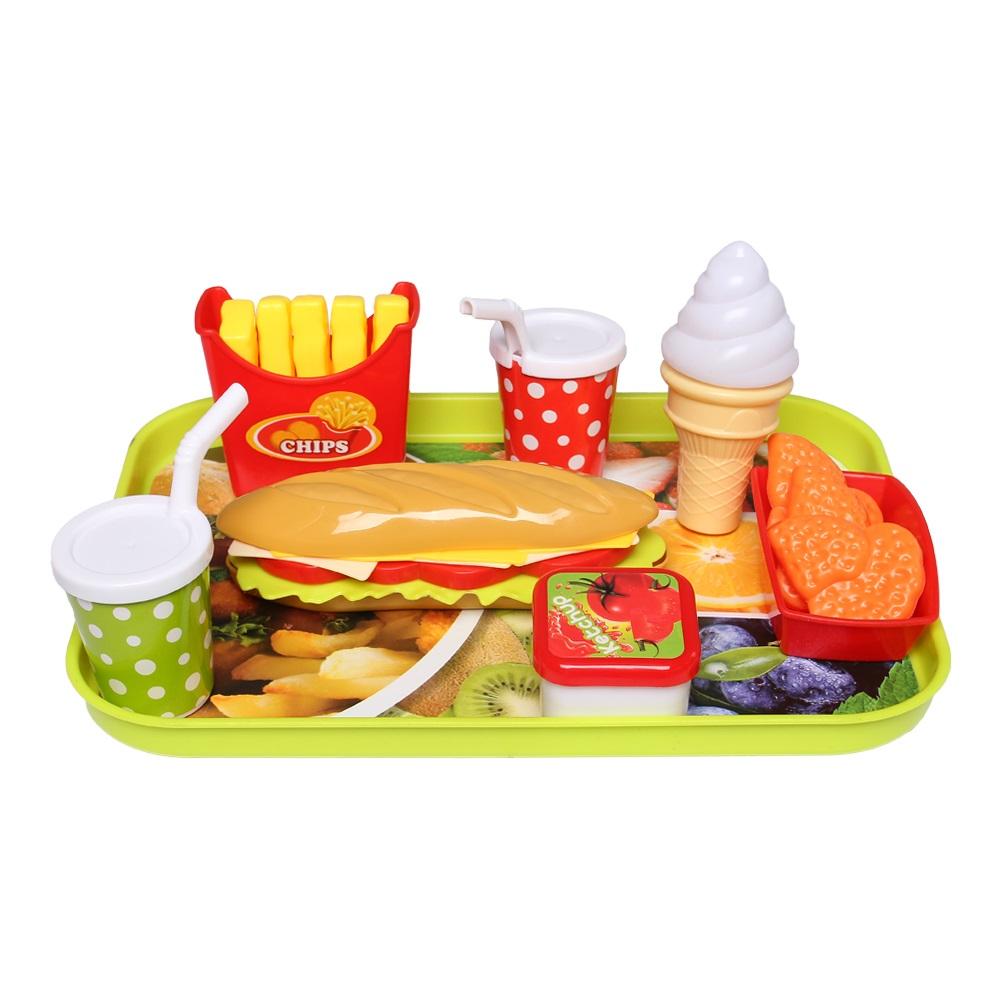 Đồ chơi bộ đồ ăn nhanh NM19.55-NF583-12