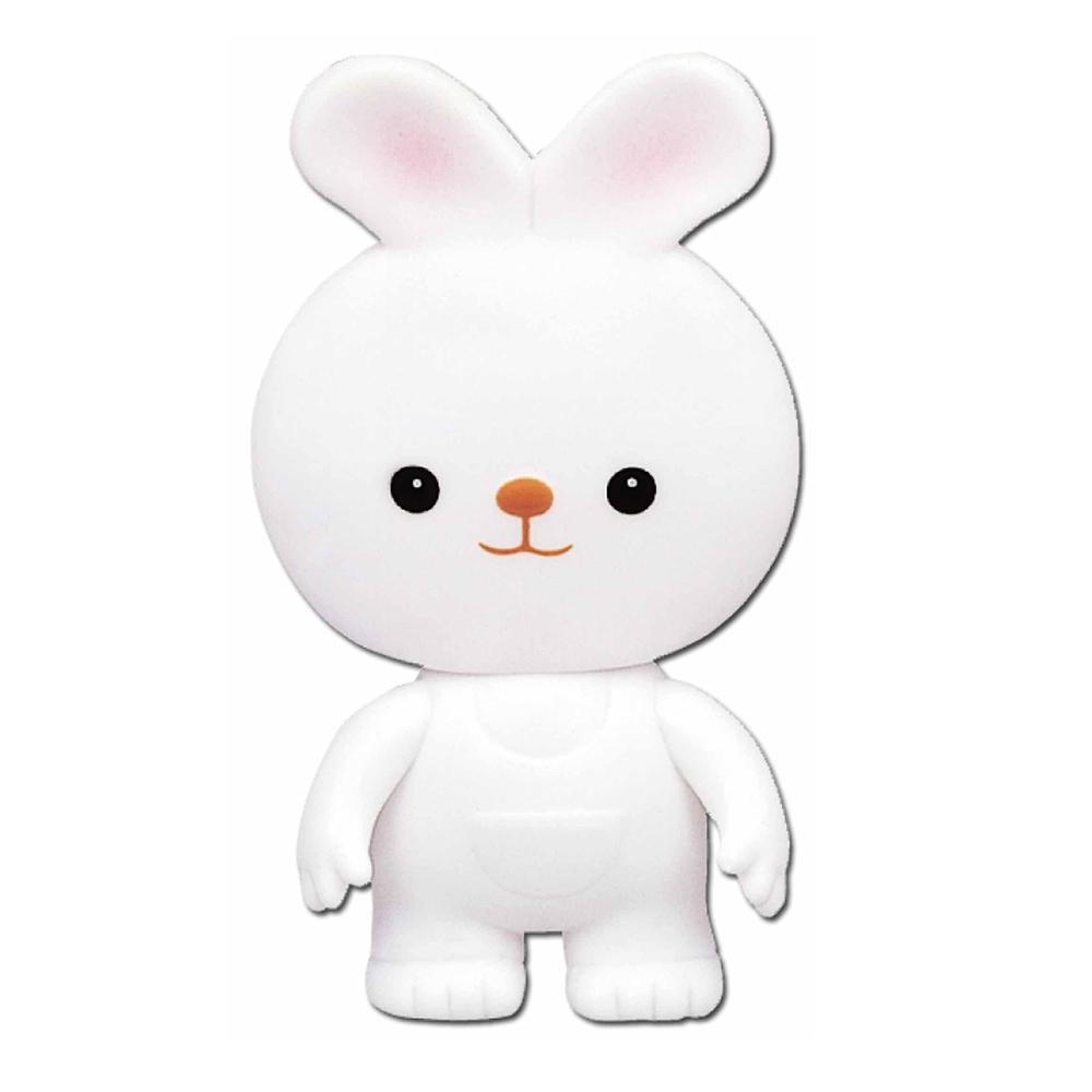 Đồ chơi chút chít Toyroyal hình thỏ trắng 1030