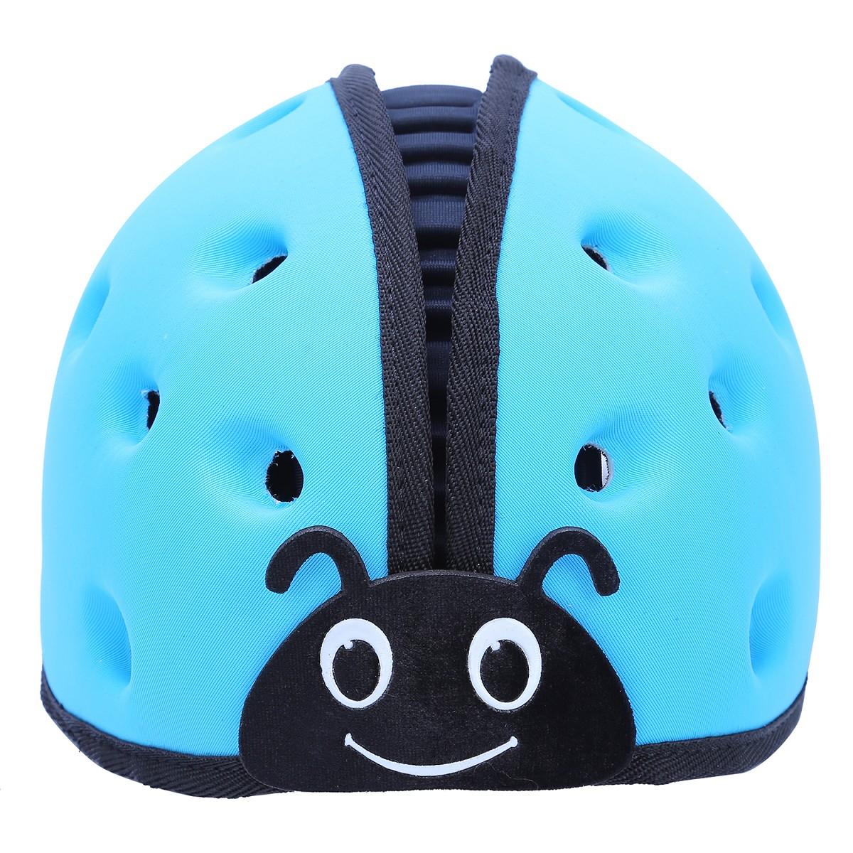 Mũ bảo hiểm trẻ em MumGuard màu xanh dương