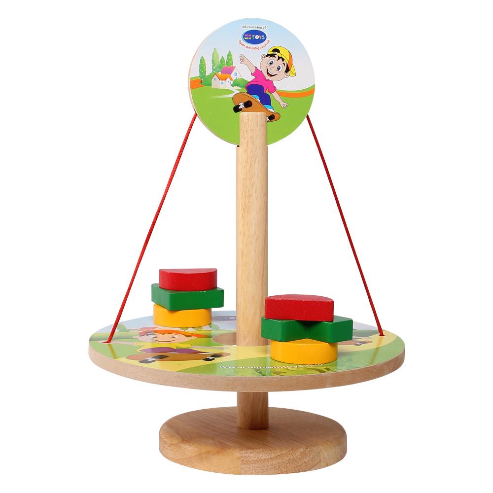 Đĩa cân bằng thông minh Winwin Toys 62342