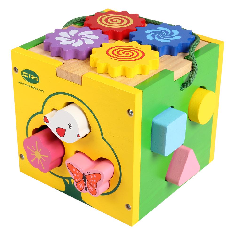 Đồ chơi hộp thả hình đa năng Winwin Toys 67022