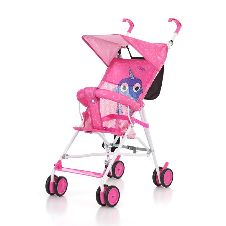 Xe đẩy Kinlee B1-B3 màu hồng