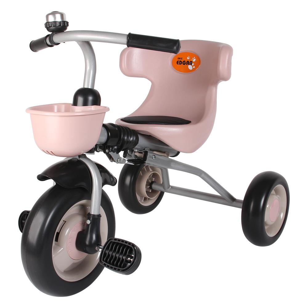 Xe 3 bánh Tricycles sls-003 màu hồng