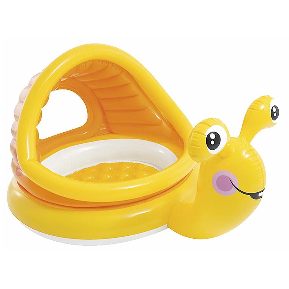 Phao bơi kết hợp nhà bóng Intex 57124CC