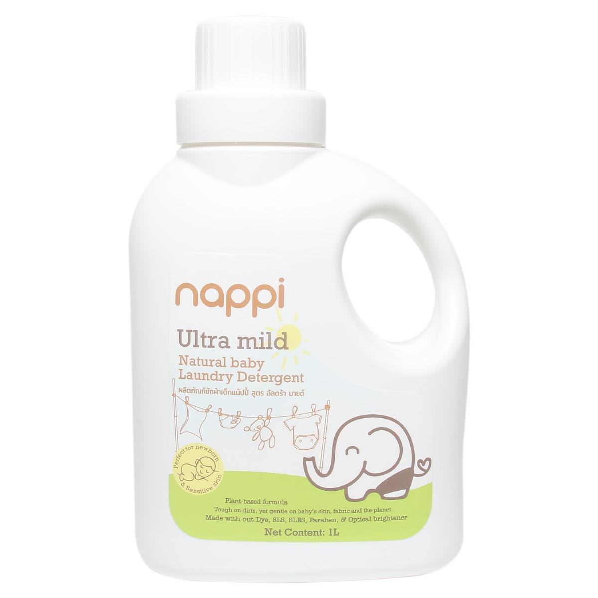 Nước giặt dầu cọ Nappi 1000ml