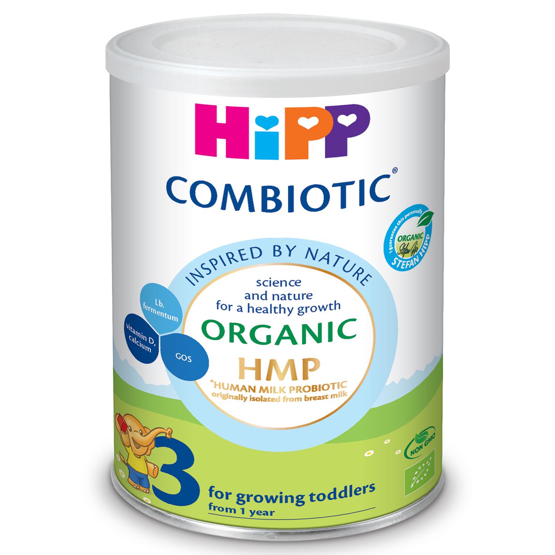 Sữa HiPP Combiotic Organic HMP & GOS số 3 350g (Trên 1 tuổi)