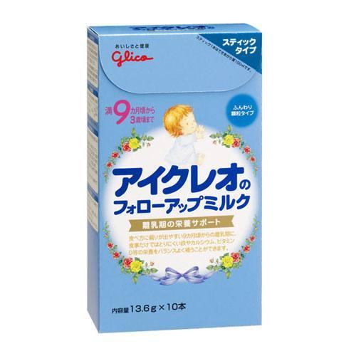 Sữa Glico Icore số 1 (số 9 cũ)