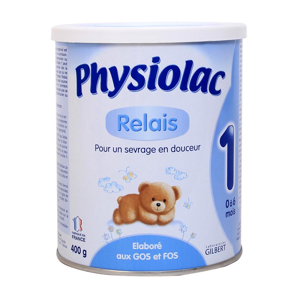 Sữa Physiolac số 1 chính hãng