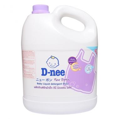Nước giặt xả Dnee tím 3L