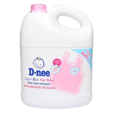 Nước giặt xả Dnee hồng 3L