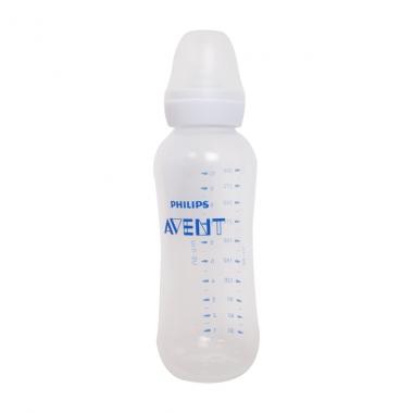 Bình sữa Philips Avent cổ chuẩn nhựa 300ml 972/17 (Trên 6 tháng)