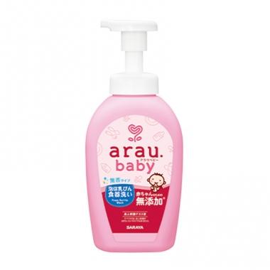 Nước rửa bình sữa Arau Baby 500ml