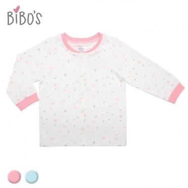 Áo sơ sinh Bibo's hình họa dễ thương