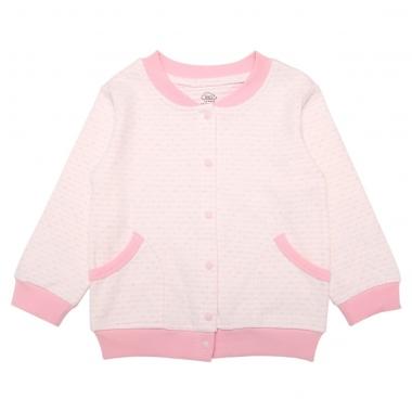 Áo khoác bé gái Bibo's HMT - B280 hồng