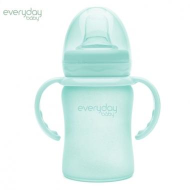 Bình tập uống nước Everyday Baby xanh bạc hà 150ml