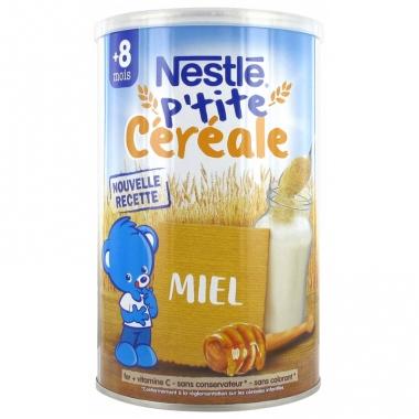 Bột pha sữa Nestlé vị mật ong 400g (Trên 8 tháng)