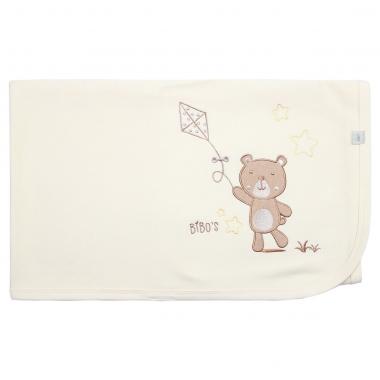 Chăn cotton Bibo's HMT431 gấu vàng