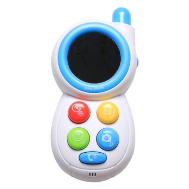 Đồ chơi điện thoại có nhạc Nimo xanh 19.70.0512