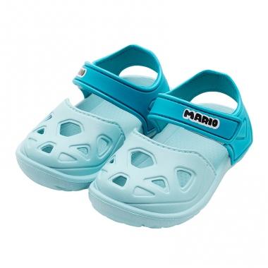Giày nhựa trẻ em Mario