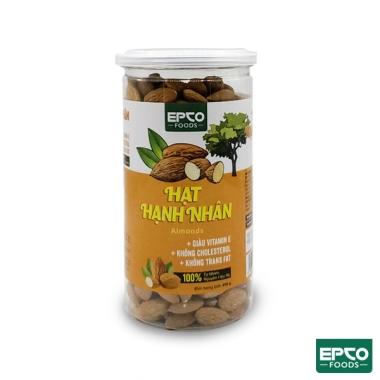 Hạt hạnh nhân Mỹ Epco Foods 450g