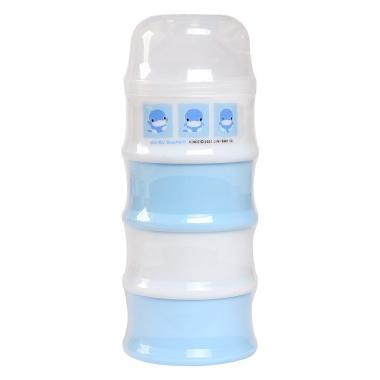 Hộp chia sữa KuKu Duckbill 4 ngăn Ku5305