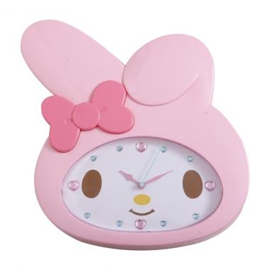 Đồng hồ treo tường Hello Kitty 8708