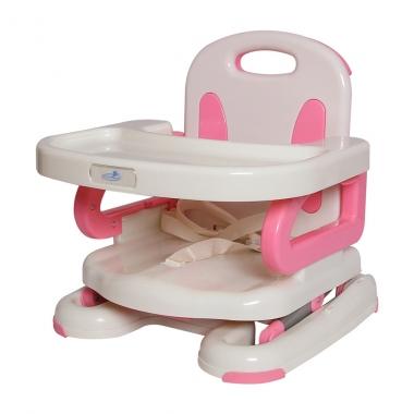 Ghế ăn Carter Sboo màu hồng
