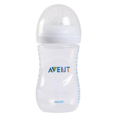 Bình sữa Philips Avent nhựa không có BPA 260ml (Đơn)