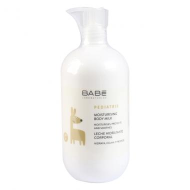 Sữa dưỡng thể BABÉ dịu nhẹ 500ml