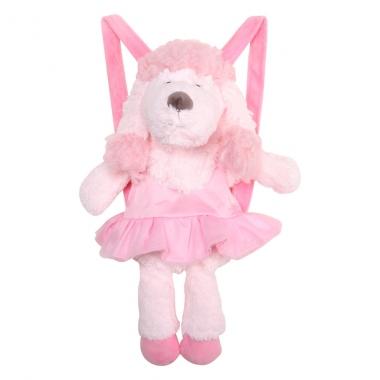 Ba lô cừu bông tai dài màu hồng 86881