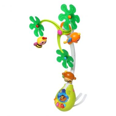 Đồ chơi treo nôi Huile Toys hình hoa 818