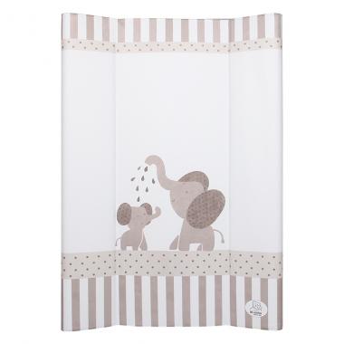 Đệm thay tã Rotho Babydesign Modern Elephant thành cao 50 x 70 cm