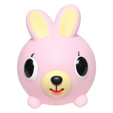 Đồ chơi bóp chíp quả bóng Sankyo Toys hình con thỏ