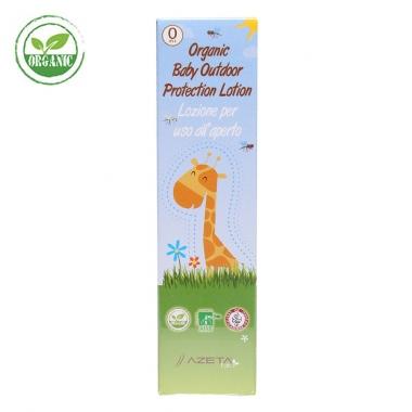Kem chống muỗi Azeta Bio Organic 100ml