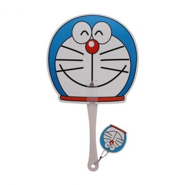 Quạt tay Doreamon/Hello Kitty