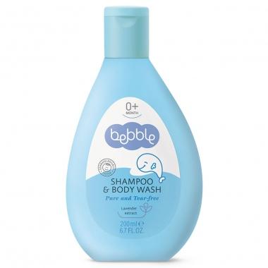 Sữa tắm gội Bebble 200ml